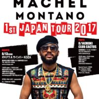 MACHEL MONTANO 1st Japan Tour 2017