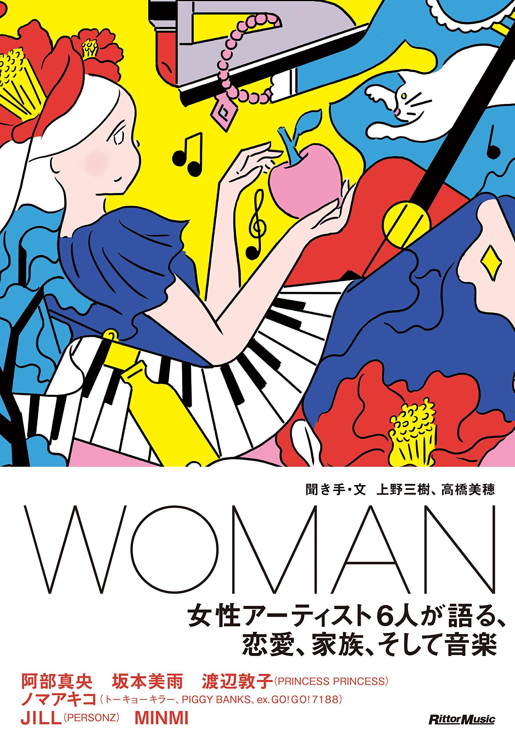 WOMAN MINMI