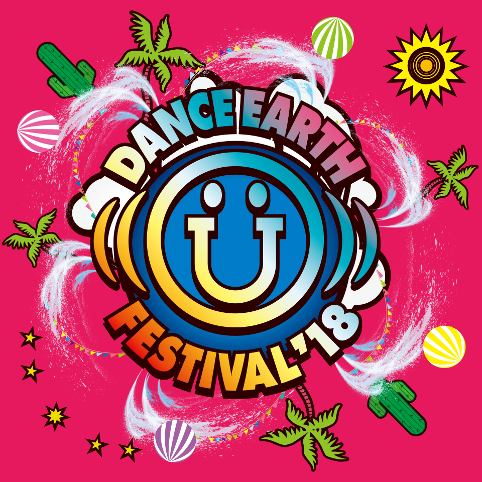 DANCE EARTH FESTIVAL 2018 MINMI