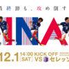 12/1(SAT) 横浜F・マリノスVSセレッソ大阪 minmi