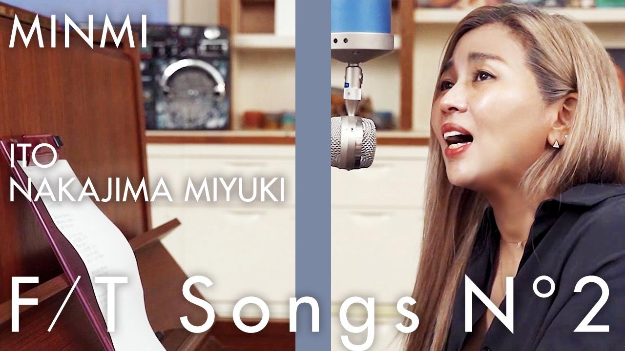 #歌ってみた #中島みゆき #糸 MINMI / 糸(中島みゆき)弾き語りcover 【THE FIRST TAKE】